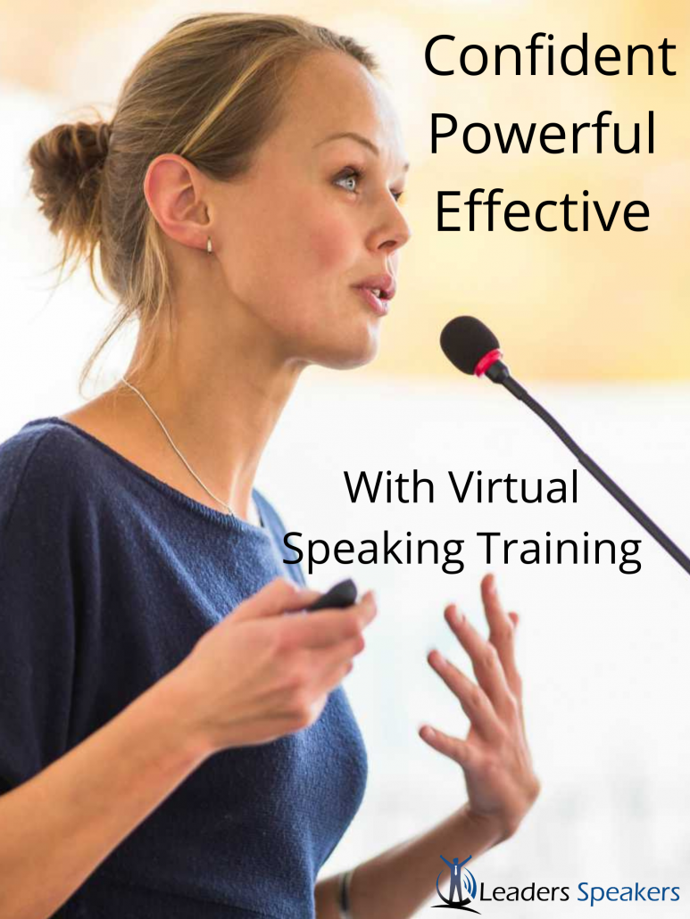 virtual presentation skills training