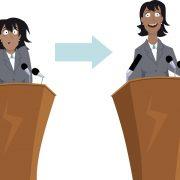 cure public speaking fear